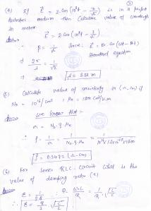 gate 2015 solution, gate 2015 answer key
