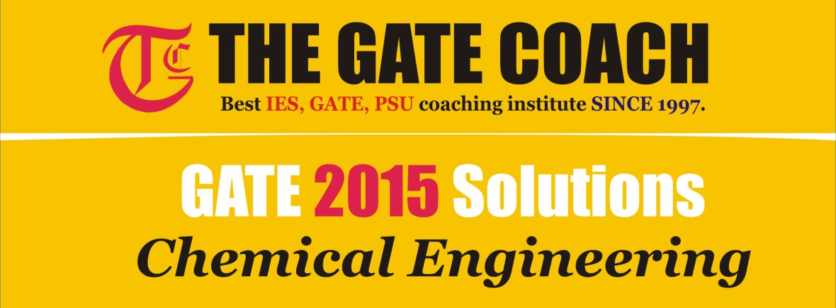 gate 2015 solution
