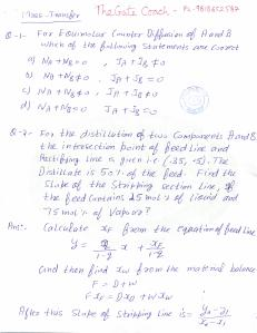 gate 2015 chemical, gate 2015 solution, gate 2015 answers