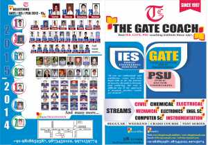 gate coaching, Best Gate Coaching in delhi
