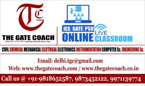 online coaching for gate 2018