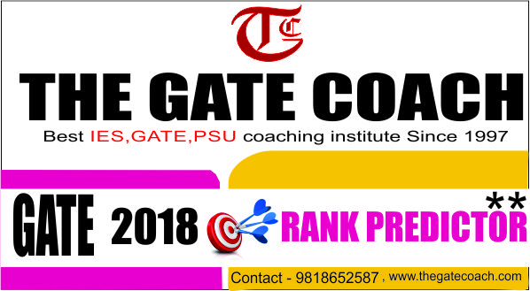 Gate 2018 Rank Predictor