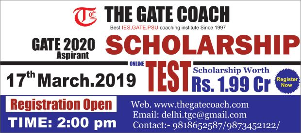 gate2020, gate2019, gate coaching, gate chemical,
