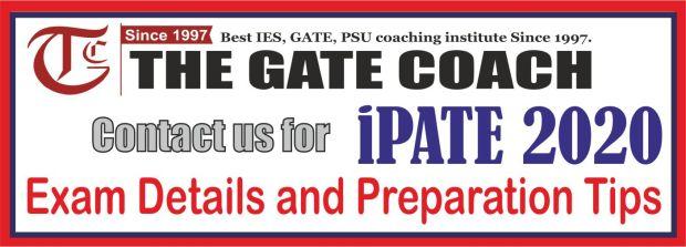best ipate coaching,best gate coaching,gate 2021,ipate 2020
