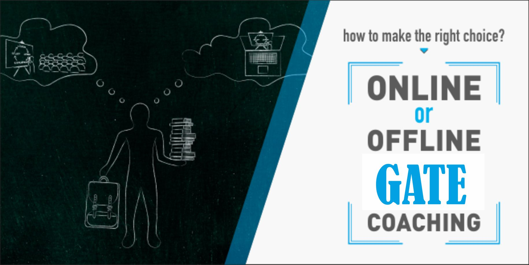 online and offline GATE coaching